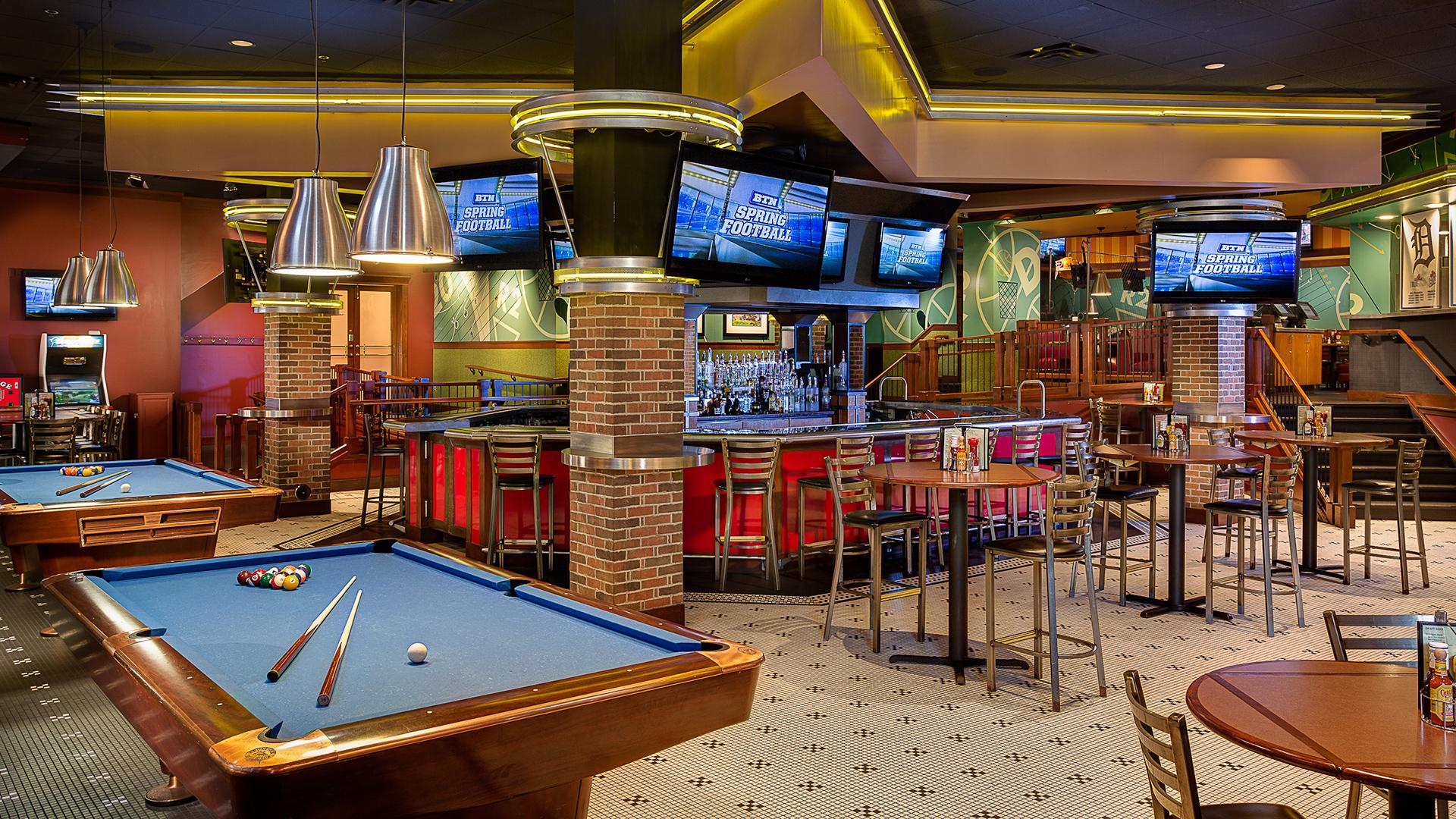 Sports Bar And Kitchen Big Rapids Big Rapids Mi