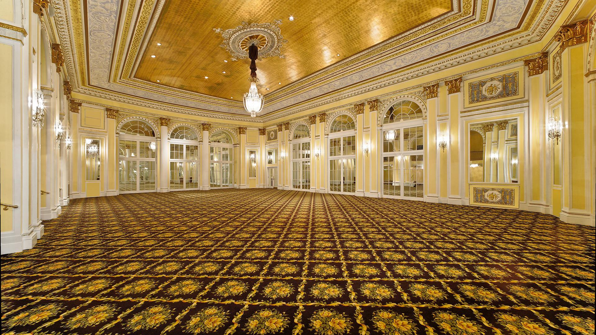 Pantlind Ballroom Amway Grand Plaza