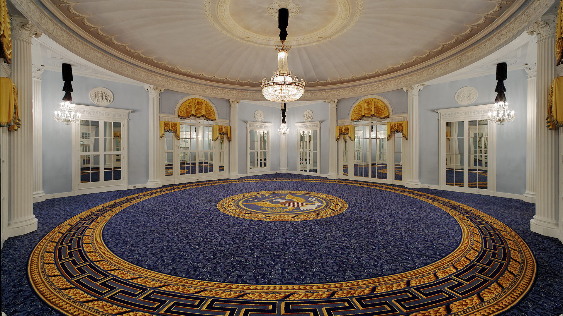 Rooms: Gerald R. And Betty Ford Presidential Ballroom