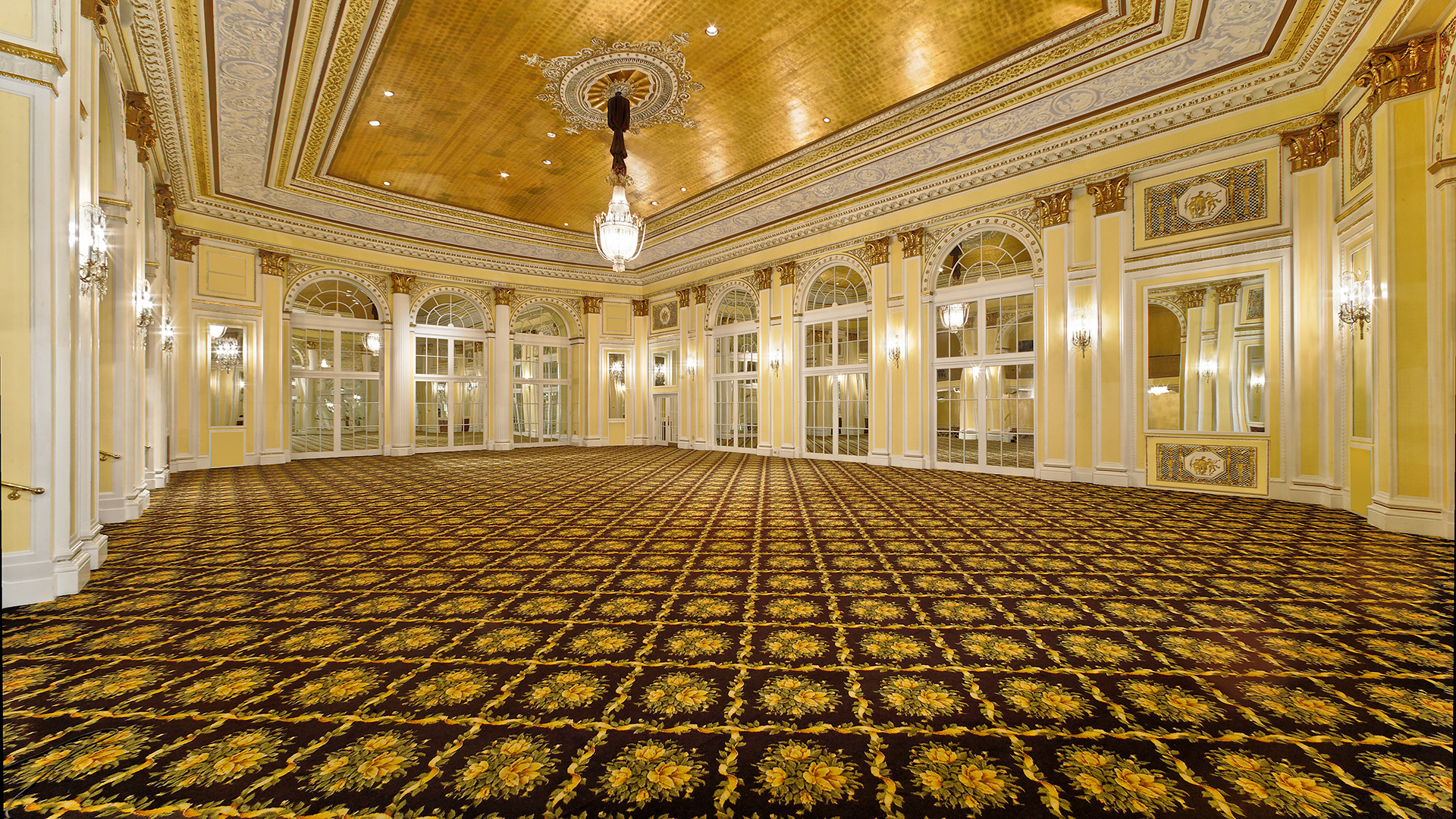 Ballrooms | Amway Grand Plaza